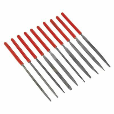 Sealey AK576 Needle File Set 10pc