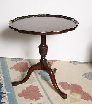 Mahogany Regency Style Side Table