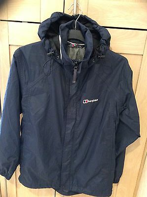 Berghaus Ladies Waterproof Jacket Size 8