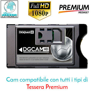 Cam Modulo Hd Per Paytv Digiquest Dec1042