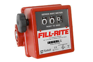 Tuthill 807C 3/4'' Meter / 5 - 20 Gpm