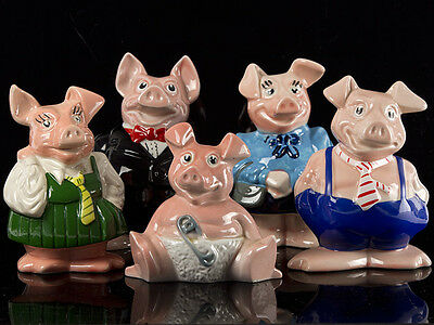 Nat West Pigs
