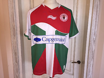 Biarritz Olympique Pays Basque France Rugby Shirt Jersey Maglia Burrda Size L