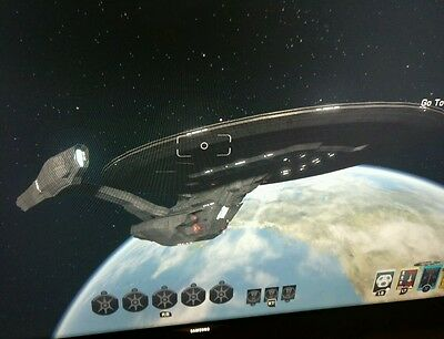 Star Trek Online Xbox One T6 Special Requisition Pack Kelvin Ship Dreadnought