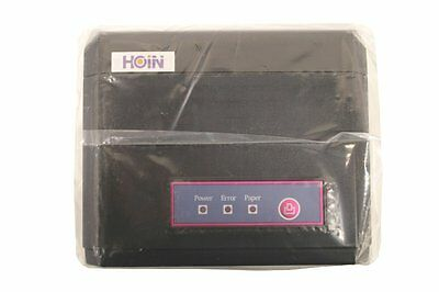 Hoin (HOP-E801) Mini POS Thermal Receipt Printer NEW OTHER
