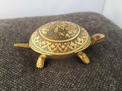 Beautiful, ornate and rare, immaculate, BOJ, Spanish tortoise, table bell