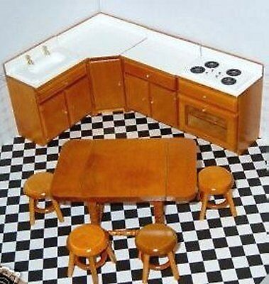SALE PRICE Fitted Kitchen + Table & 4 Stools 12th
