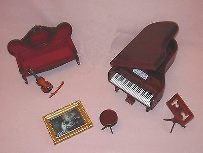 7 piece MUSIC ROOM SET Made From Wood 12th