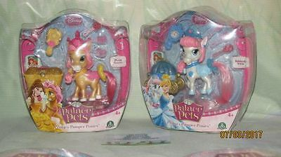 Giochi Preziosi 70760721 Palace Pets Primp & Pamper Bibbi and Petit Suzette NEW