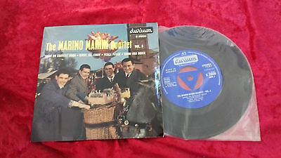 "The Marino Marini Quartet Vol.3 Uk 7"" ep vinyl"