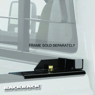 BACKRACK 30201 Hardware Mounting Kit, No Drill Standard, For F250/F350 Superduty