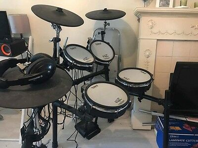 Roland TD15 Electric Drum Kit