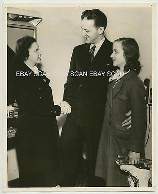 Judy Garland Young Early Vintage Candid Photo