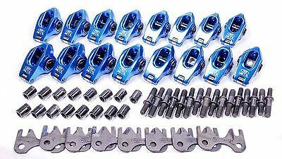 PRW Industries 1.80 Ratio Full Roller Pro Rocker Arm GM LS 16 pc P/N 0334619