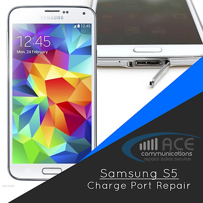 Samsung Galaxy S5 S five charge port replacement/repair