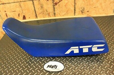 1986 Honda ATC250R 250R Factory OEM Seat with Cover