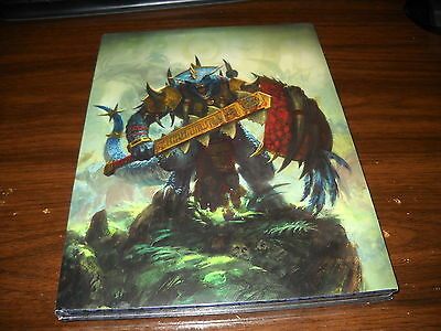Warhammer Armies: Lizardmen: Limited Edition Hardcover: NIS