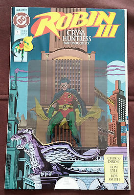Dc Robin Iii  #1 Of 6  Cry Of The Huntress**nm-Mt