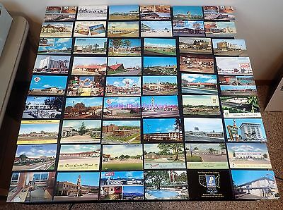 633 Vtg Hotels/motels Pc Chromes/linens Oceanlake, Or Laramie, Wy Hollywood, Ca+