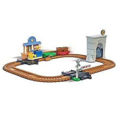 Paw Patrol, Adventure Bay Railway Track Set with Exclusive Vehicle, by Spin Mast