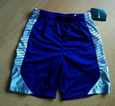 NWT Nike Boys Pockets Shorts Pants size 7