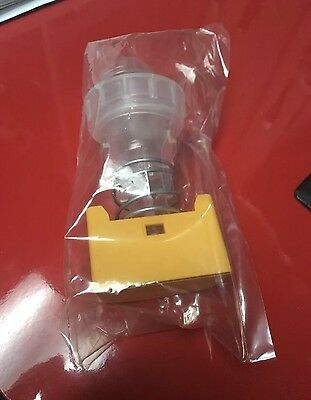 Gehl's Nacho Cheese Replacement Push Valve - NEW Gehls Parts