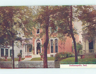 Divided-Back HISTORIC HOME Indianapolis Indiana IN hJ5004