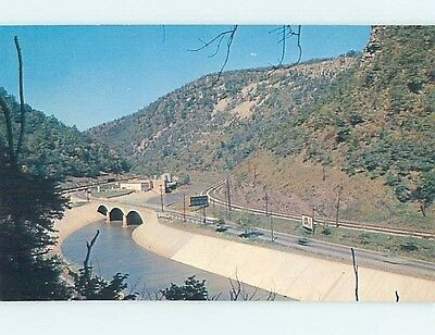 Pre-1980 THE NARROWS Cumberland Maryland MD hJ6396
