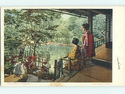 Pre-1907 JAPANESE WOMEN Country Of Japan hJ6559