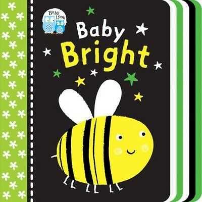 Baby Bright by Samantha Meredith Board Books Book