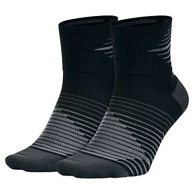 Nike Calcetines Running 2Ppk Running Dri-Fit Ligh