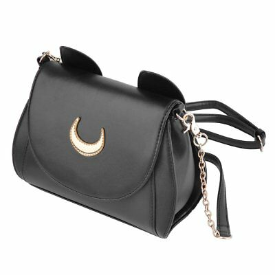 Fashion Cute Cosplay Sailor Moon PU Leather Women Handbag Shoulder Bags Y1