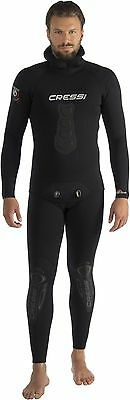 Cressi Sub Apnea 5mm Wetsuit + fins + Speargun Spearfishing Combo xs to xxl