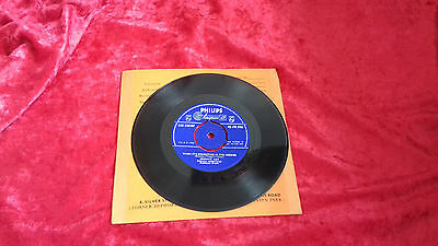 """Johnnie Ray when it's springtime in the rockies UK 7"""" vinyl"""