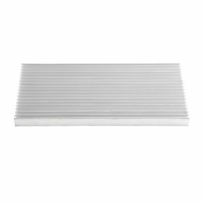 300mm x 140mm x 20mm Aluminum Heatsink for 8 x 3 W/ 20 x 1W LED Light Heat Sink