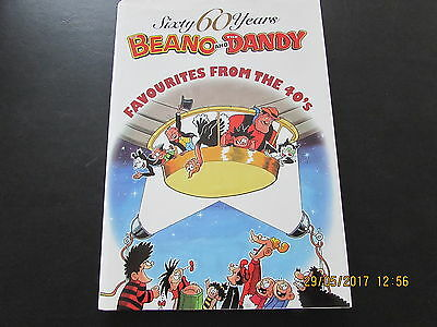 BEANO & DANDY - FAVOURITES FROM the  40'S VERY GOOD CONDITION D/J