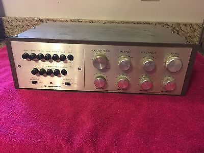 Ultra Rare CM Labs CC1 Preamp, Working!!