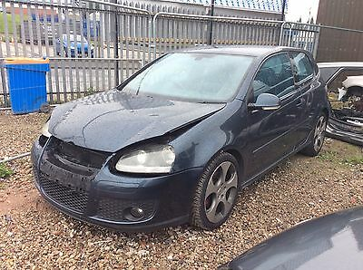 VW Golf Mk5 2.0 GTI Breaking For Parts AXX GVT LC5F