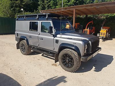 Land Rover Defender 110 XS TD Grey Fantastic condition