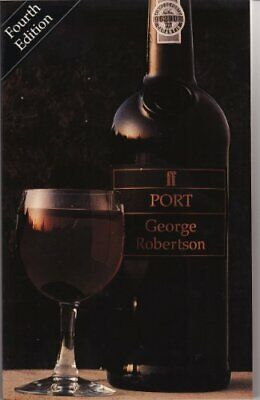 Port (Wine) by Robertson, George Paperback Book The Cheap Fast Free Post