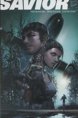 SAVIOR 1 SOFTCOVER Panini Comic