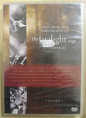 The Twilight Saga Soundtracks 79 min (2010) DVD **NUOVO SIGILLATO**
