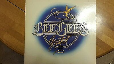 Bee Gees - Greatest Hits Double Tri-Fold Vinyl Album LP (1979)