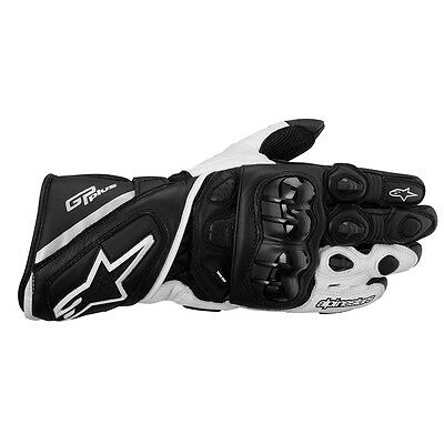 Alpinestars Alpinestar GP Plus Motorcycle Motorbike Gloves Black / White NEW!