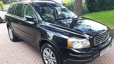 2008 Volvo XC90 2.4 AWD Geartronic  D5 SE