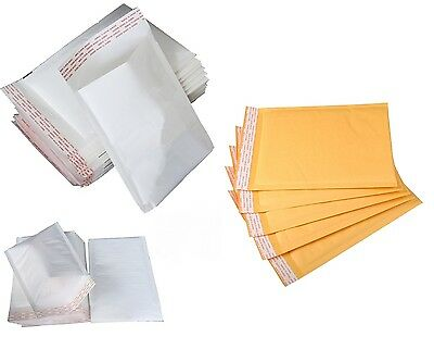 Gold White Mail Lite Size Quality Padded Bubble Mail Envelope Postal Bags Cheap