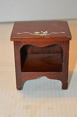 Muffy Vanderbear Nightstand Table Good Condition