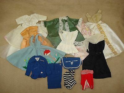 Assorted Vintage Earl 1960's Barbie Clothes & Accessories! Check It Out