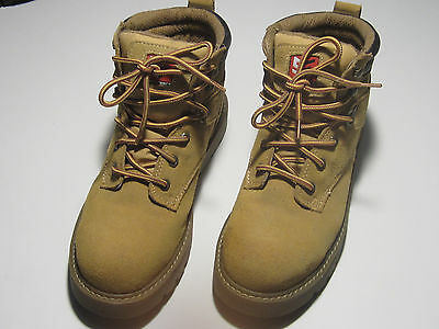 Women's Shop Force Steel Toe Work/Safety Shoes, Size, 9 Worn Once