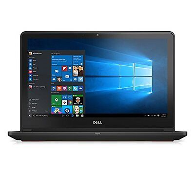"""Dell Inspiron 15.6"""" 4K IPS Touch Laptop Quad Core i7 16GB Ram 1TB+128GB SSD"""